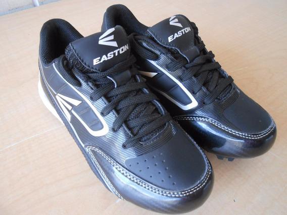 Zapatos Tenis Spikes Para Niños Beisbol Marca Easton Q