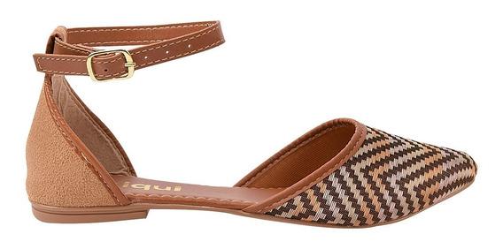 Sapatilha Sapato Feminina Chiquiteira Chiqui/5442