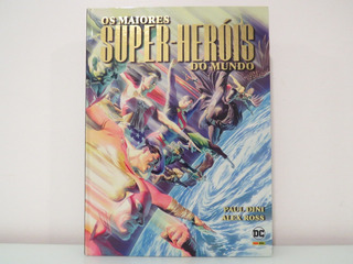 Hq Os Maiores Super-heróis Do Mundo