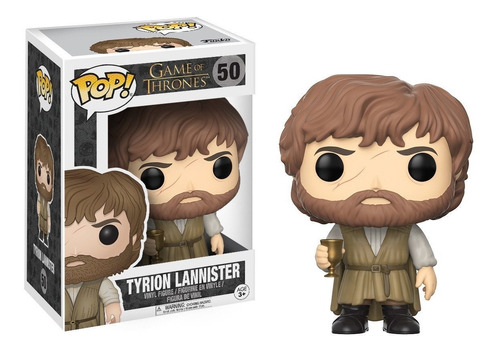 Figura Funko Game Of Thrones Tyrion Lannister