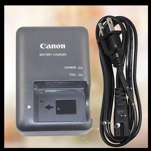 Carregador Canon Cb-2lce Para Bateria Nb-10l Sx40 Sx50hs G1