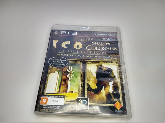 Ico & Shadow Of Colossus Collection Ps3