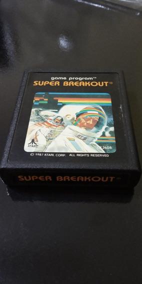 Cartucho Atari 2600 Super Breakout