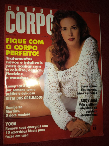 Revista Corpo A Corpo Mara Maravilha Humberto M Maria Paula