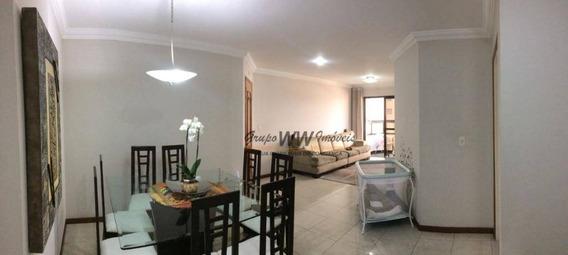 Apartamento Com 3 Dormitórios À Venda, 117 M² Por R$ 750.000 - Vila Maria - São Paulo/sp - Ap2289