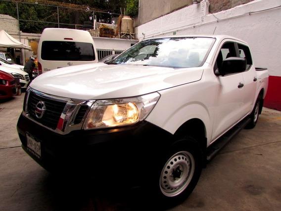 Nissan Np 300 Doble Cabina Ac Ve Ba 2016