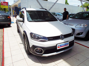 Volkswagen Saveiro 1.6 16v Cross Cab. Dupla Total Flex 2p -