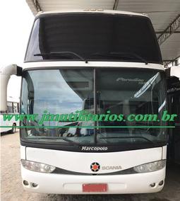 Paradiso Ld 1550 Ano 2010 Scania K360 44 Lug Ar Wc Jm Cod.24
