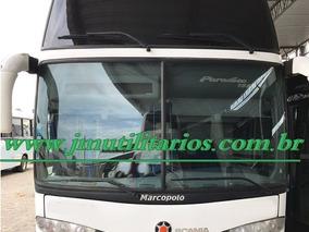 Paradiso Ld 1550 Ano 2010 Scania K380 44 Lug Ar Wc Jm Cod.24