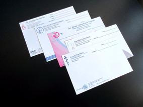 1000 Recetas Medicas, Recetarios Medicos Media Carta A Color