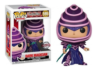 Figura Funko Pop Animation Yu-gi-oh - Dark Magician 595 Org!
