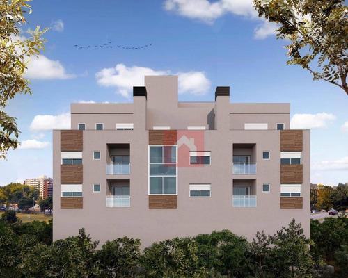 Apartamento Com 2 Dormitórios À Venda, 84 M² Por R$ 322.930 - São Cristóvão - Lajeado/rs - Ap1961