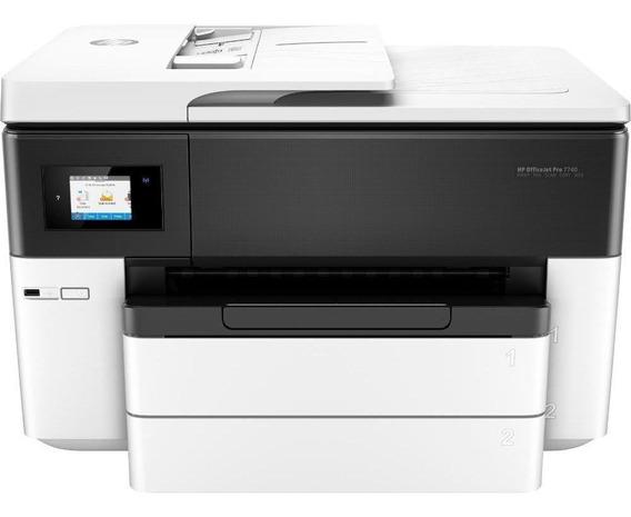 Impressora Hp Officejet Pro 7740