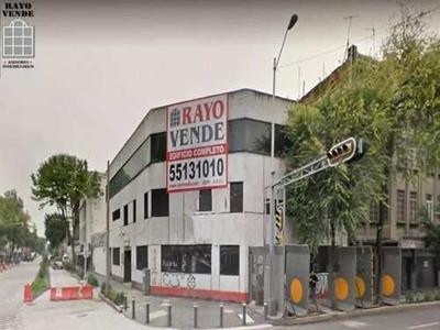 (crm-5206-139) Edificio Con Excelente Ubicación En Colonia Centro