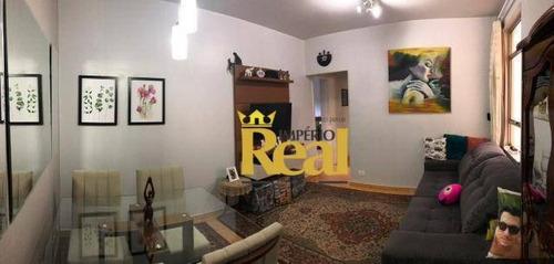 Apartamento À Venda, 60 M² Por R$ 500.000,00 - Perdizes - São Paulo/sp - Ap6267