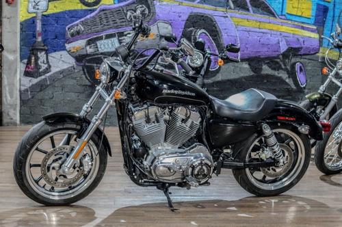 Imagen 1 de 8 de Harley Davidson Sportster Superlow 2017
