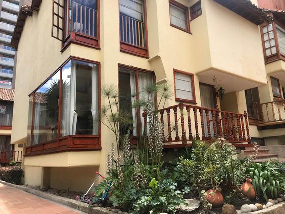 Venta De Casa En Conjunto 189,31 M2 La Calleja
