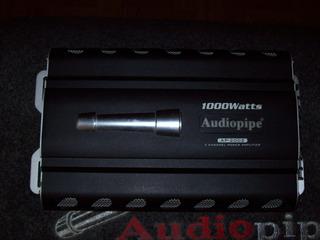 Planta Amplificador Audiopipe Ap-2002