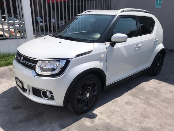 Suzuki Ignis Glx 2018 Color Blanco