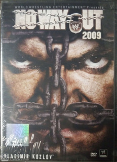 Dvd Wwe No Way Out 2009