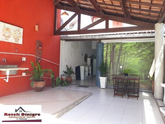 Casa Interessante Em Feira De Santana - Santa Mônica A Venda - 410c3 - 3412317