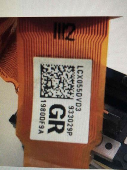 Lcd Verde Sony Es7 Lcx055dvd3