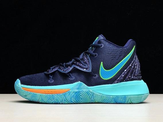 Zapatillas Nike Kyrie 5 Celeste 40-46