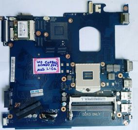 Placa Mãe Notebook Samsung Np500p4c- Defeito