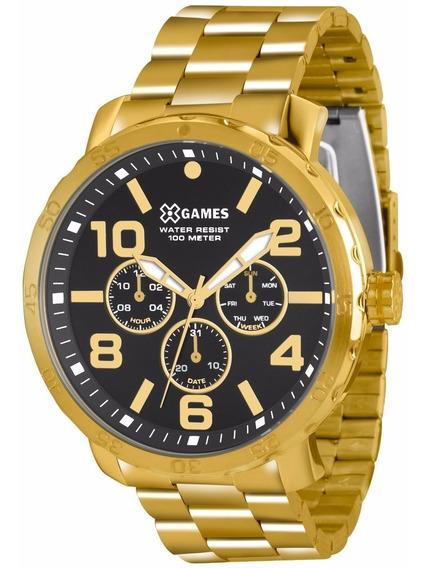 Relógio Xgames Xmgsm001 + Garantia De 1 Ano + Nf