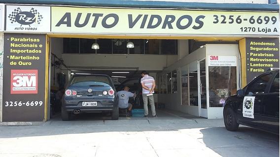 Passo Oficina De Auto Vidros C/ Contrato Com Seguradoras