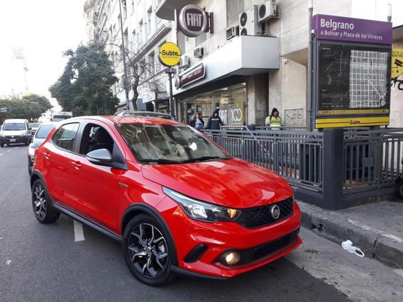 Fiat Argo 0km 2020 1.3 O 1.8 - Nafta O Gnc - Tomo Usado *