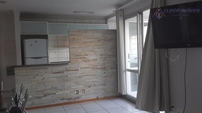 Apartamento Ed. Duets Com 2 Vagas - Codigo: Ap0562 - Ap0562