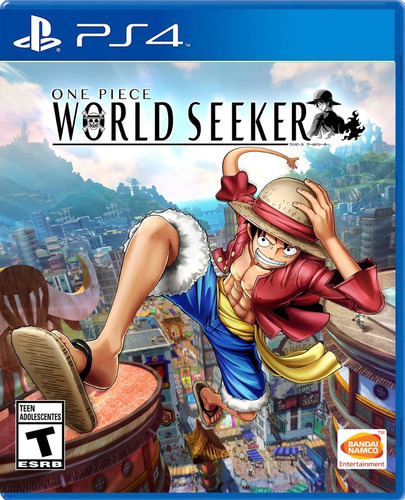 Imagen 1 de 10 de One Piece World Seeker Ps4-fisico / Mipowerdestiny