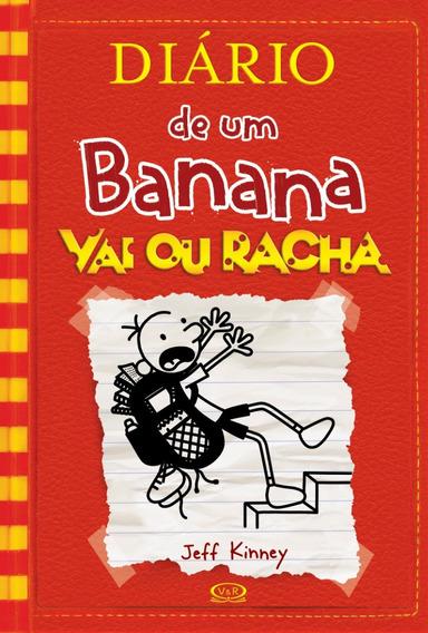 Livro Diário De Um Banana: Vai Ou Racha V.11