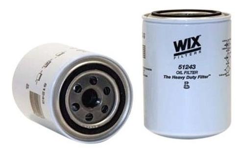 51243 Filtro Wix Aceite L1243 Bt259 P550020 Lf678 W936/4 W20
