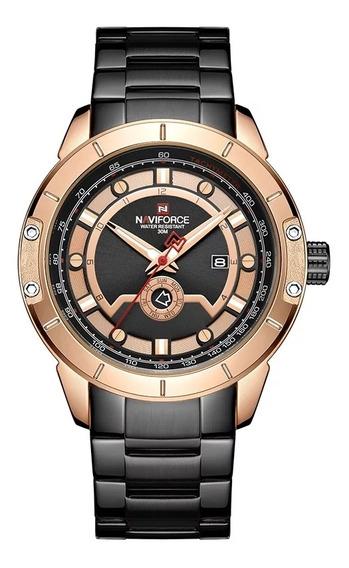 Relógio Masculino Naviforce Esportivo Nf9166 Original