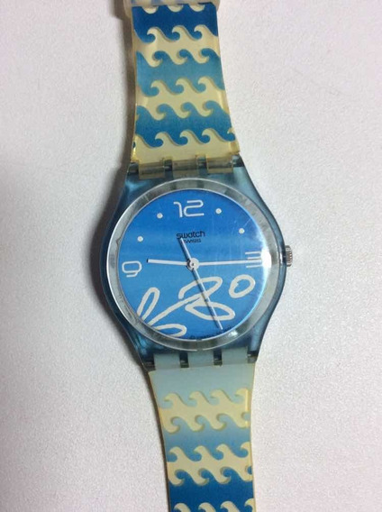 Relógio Swatch Edição Especial Olimpíadas Atenas - Enydro