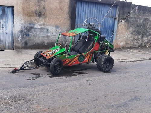 Gaiola Auto Cross 1.8 Ap Hulk