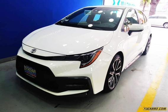 Toyota Corolla Automático-multimarca