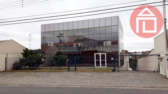Galpão Para Alugar, 1000 M² Por R$ 20.000/mês - Santa Luzia - Bragança Paulista/sp. - Ga0201
