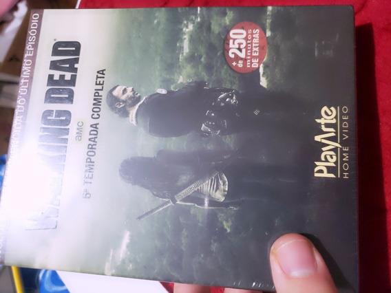 Blu-ray The Walking Dead Temporada 6
