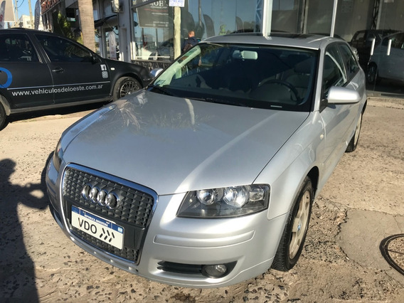 Audi A3 1.6 Manual Vehiculosdeloeste