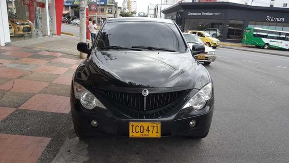 Ssangyong Actyon 2009 - 4x4 - Gasolina - Venta -