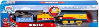 Thomas Trackmaster Rebecca Con 2 Vagone Jugueteria El Pehuén