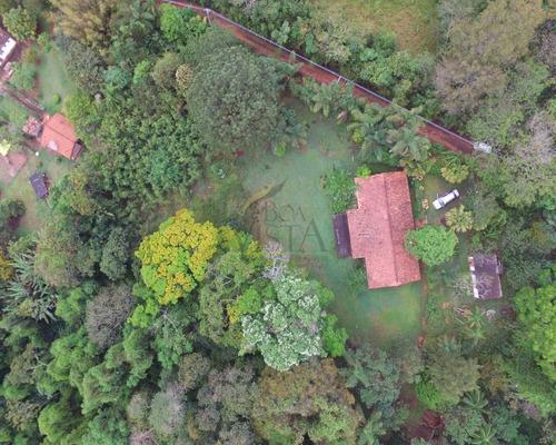 Chácara Para Venda No Condomínio Fazenda Fortaleza Em Piracaia - Ch00015 - 67632600