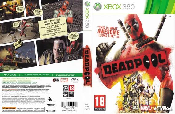 Deadpool Xbox 360 Nuevo