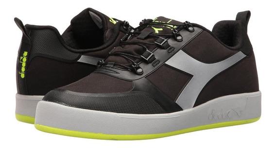 Tenis Diadora B-elite Black/black Nasotafi2