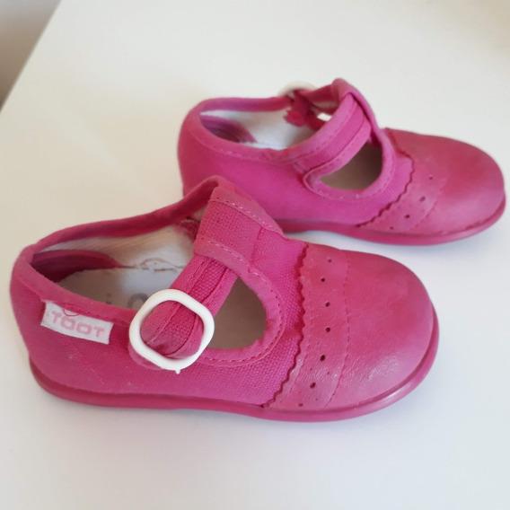 Zapatos Guillerminas N° 21 Marca Toot. Muy Buen Estado!