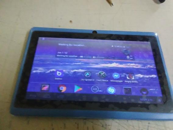 Tablet 7 Pulgadas Marca Zeepad Usada