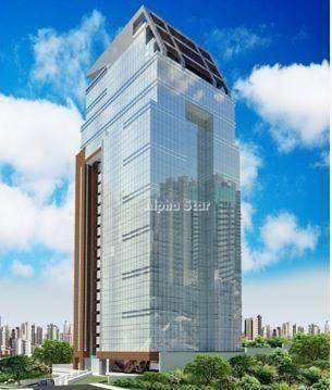 Sala Para Alugar, 127 M² Por R$ 3.827,10/mês - Empresarial 18 Do Forte - Barueri/sp - Sa0397